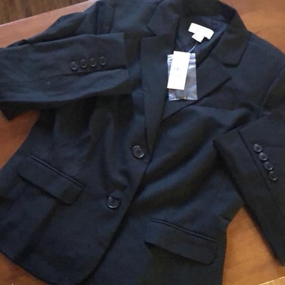 LOFT Jackets & Blazers - Ann Taylor loft blazer size 4P NWT